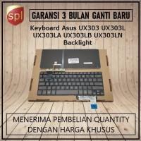 Keyboard Asus UX303 UX303L UX303LA UX303LB UX303LN Backlight - Black