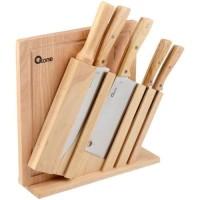 Oxone OX-95 7pcs Wooden Knife Set OX-95 / Pisau Set