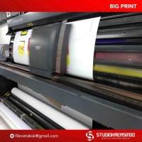 Big Print Baliho/Banner/Spanduk Digital Printing Outdoor Flexi 440 gsm