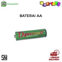 Baterai AA ABC Alkaline untuk Mainan dan Kebutuhan Rumah Tangga