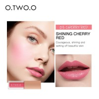 O.TWO.O Rouge Watercolor Lip & Cheek Tint 4,5ml #3 Cherry Red