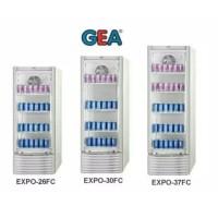 Kulkas Showcase GEA EXPO 26FC Pendingin Minuman / Display Cooler