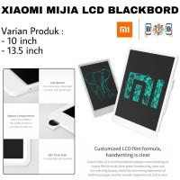XIAOMI Writing Drawing Pad Tablet Gambar Tulis 13.5 inch - 10 inch