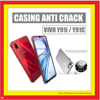 VIVO Y91i 6.22 INCH Y91C 2020 ANTI CRACK ULTRATIN SILIKON TEBAL 910545
