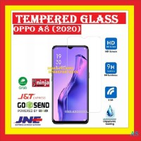 OPPO A8 6.5 INCH 2020 ANTI GORES TEMPERED GLASS KACA BENING 910623