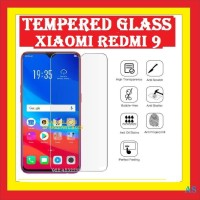 XIAOMI REDMI 9 6.53 INCH ANTI GORES TEMPERED GLASS KACA BENING 910630