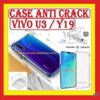 VIVO U3 6.53 INCH Y19 ANTI CRACK SILIKON TEBAL BENING ULTRATHIN 910542