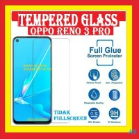 OPPO RENO 3 PRO 6.4 INCH ANTI GORES TEMPERED GLASS KACA BENING 910544