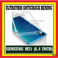 SAMSUNG M21 6.4 INCH ANTI CRACK SILIKON TEBAL BENING ULTRATHIN 910538