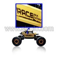 Mobil RC 4WD Monster Climbing RC Rock Crawler Hero car Mobil Manjat