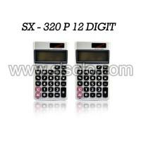 Kalkulator Calculator CITIZEIV SX-320p 320 P 12 Digit