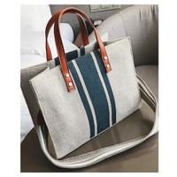 Tas wanita import set tas bahu tas selempang kulit PU tas tote bag 170