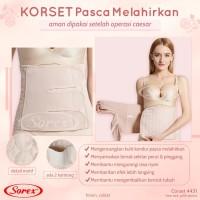 Sorex 4431 Korset Stagen Pasca Melahirkan - Postpartum Slimming Corset