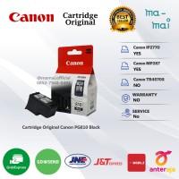 Cartridge Tinta Canon PG810 Catridge PG 810 Black ORIGINAL resmi Hitam