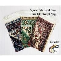 Sajadah Bulu Tebal Besar Turki Yakar SPIGEL Karpet