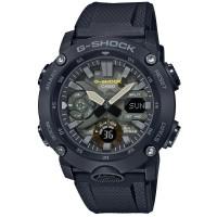 Jam Tangan Pria Casio G-Shock Digital Analog Black Resin GA-2000SU-1A