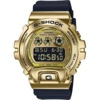 Jam Tangan Pria Casio G-Shock Digital Gold Dial GM-6900G-9DR