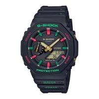 Jam Tangan Pria Casio G-Shock Digital Analog GA-2100TH-1ADR