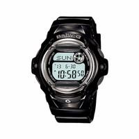 Jam Tangan Wanita Casio Baby G Digital Black Resin BG-169R-1DR
