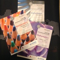 A Level Mathematics Cambridge Hodder Education Set Books