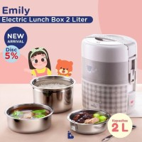 Emily Electric Lunch Box 2Liter