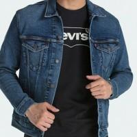 Levis Jeans Trucker Jaket Original Size S M L XL