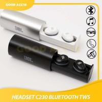 HEADSET C230 TWS BLUETOOTH EARPHONE WIRELESS