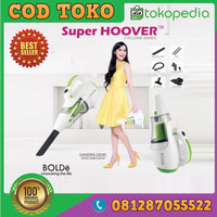 NEW VACUUM SUPER HOOVER BOLDE - VAKUM CLEANER SUPERHOVER