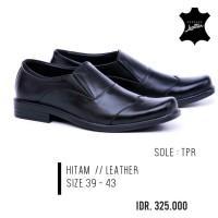 Sepatu Pria Pantofel Formal Ag -sepatu Kantor Kulit asli Kulit Pilihan