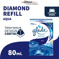 Glade Diamond Aqua Refill 80ml