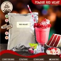 Bubuk Red Velvet/ Powder Rasa Red Velvet / Red Velvet Premium 1 Kg