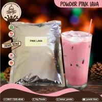 Bubuk Pink Lava / Powder Rasa Pink Lava / Pink Lava Powder Ori 1 Kg