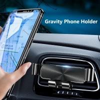 Gravity Car Phone Holder Air Vent | Holder HP AC Mobil Premium Quality