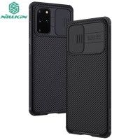Nillkin Camshield Pro Case Samsung Galaxy S20 Plus - Casing Black Soft