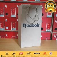 Paperbag Sandal Sepatu Kaos Celana Reebok-Karton-Sablon