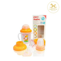 Pigeon Mag-Mag All In One Set Training Cup / Parcel Bayi / Kado Bayi