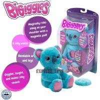BIGiggles Bruce the Koala Talking Doll Chat Back Plush