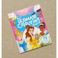 Buku Mewarnai Anak : Disney Princess Ultimate Coloring Book