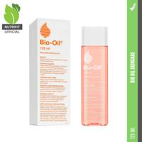 Bio Oil Penghilang Scar Streachmarck 125 ml Minyak Perawatan Kulit