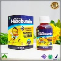 Walatra Hexabumin / Madu Plus Albumin / BPOM / Nano Technology / ASLI