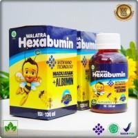 Madu Anak / Walatra Hexabumin / Madu Plus Albumin / BPOM / 100% Asli