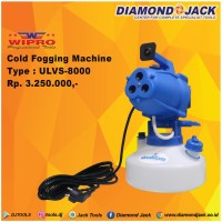 WIPRO - Cold Fogging Machine - ULVS 8000