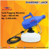 WIPRO - Cold Fogging Machine - KB-45 PH