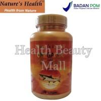 Nature's Health OMEGACOR Omega 3 Fish Oil 75 softgels - Sistem Imun