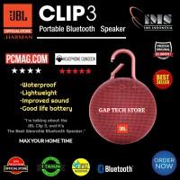 JBL Clip 3 / Clip3 Portable Waterproof Wireless Bluetooth Speakers