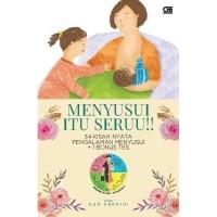 Buku 34 kisah nyata Ibu Menyusui itu Seru Baru Segel