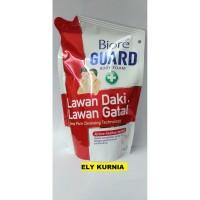 Biore Guard Body Foam Lawan Daki & Gatal 450 Ml MERAH