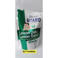 Biore Guard Body Foam Lawan Daki & Gatal 450 ml HIJAU