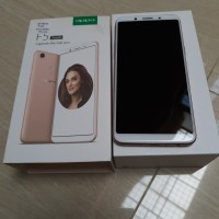 oppo f5 youth mulus