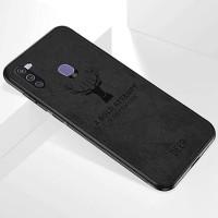 Soft Case Samsung A11 Motif DEER Cloth Casing
